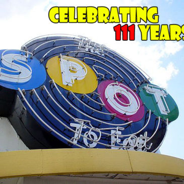 The Spot 111th Anniversary Specials: Jr. Hamburger and Hot Dog