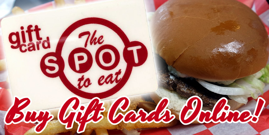 Buy Gift Cards Online!