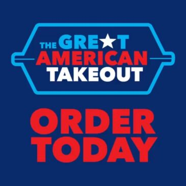 The Great American Takeout – March 24th